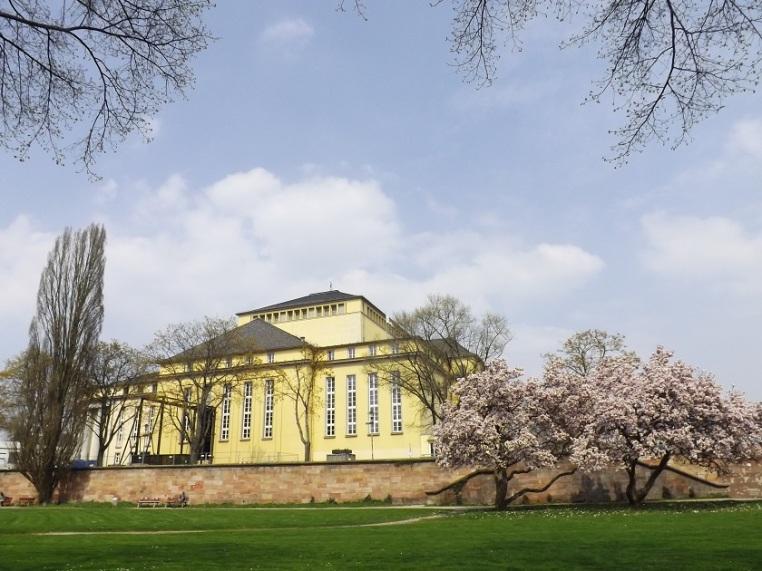 Staatstheater in Saarbrücken
